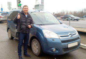 Citroën Berlingo 2010 г.в.