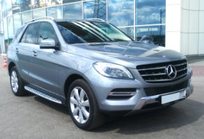 MB ML350 BlueTec 4 Matic 249 л.с., 2014 года