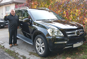 Mercedes-Benz GL350 CDI 4MATIC 2011г.в.