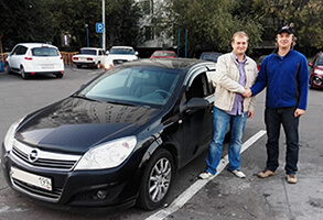 Opel Astra 1.8A Cosmo, 2008 г.