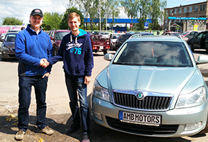 Skoda Octavia Laurin&Klement 1.8A 2012