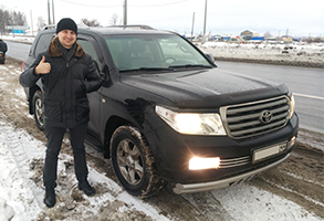 Toyota Land Cruiser 200 2011 г.в.